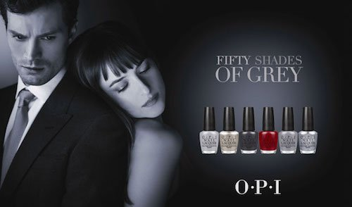 'Fifty Shades Of Grey' Fashion And Beauty Collections - Really?