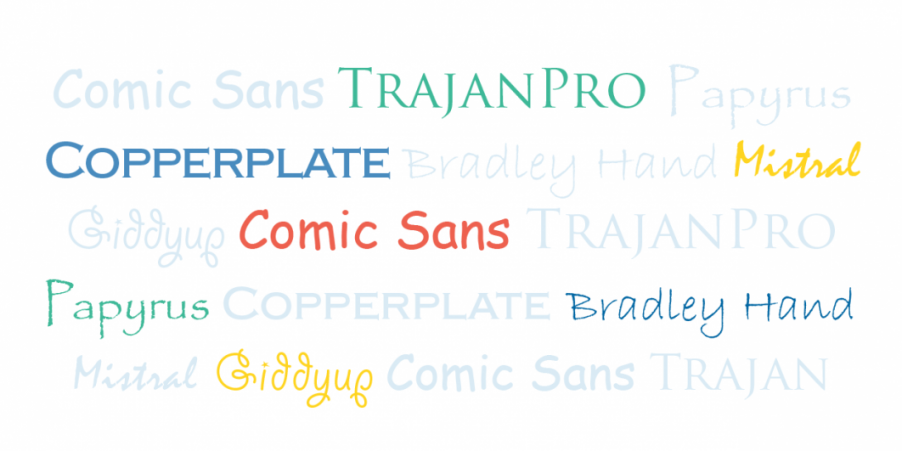How to Choose the Right Font for Your Blog