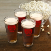 Personalized Pub Glass Set | Arttowngifts.com