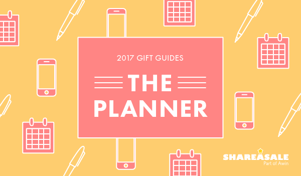 gift guides gifts for the planner