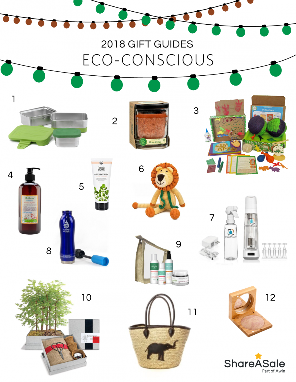 #GiftGuides: Gifts for the Eco-Conscious