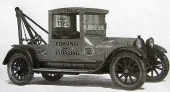 Ernest Holmes, a Cadillac, and the invention of the tow truck | Hemmings Daily