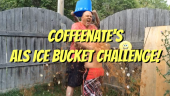 The ALS Ice Bucket Challenge...Coffee Style : #IceBucketChallenge #StrikeOutALS