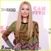 Iggy Azalea Addresses America Music Awards 'Booty' Performance Rumors | Iggy Azalea : Just Jared