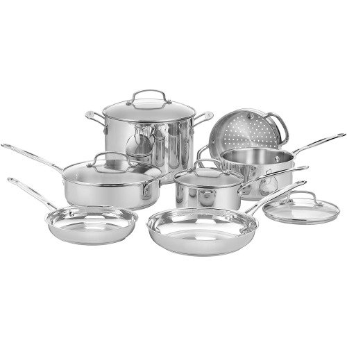 Cool Kitchen Stuff Best Stainless Steel Cookware Sets