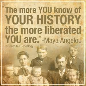 Teach Me Genealogy: Quotes | Family History | Pinterest