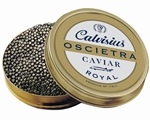 Oscietra Royal (Russian Sturgeon Caviar) by Calvisius | CyberCucina