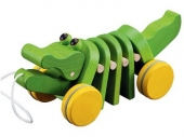 Alligator Pull Toy | Rosie Hippo Toys