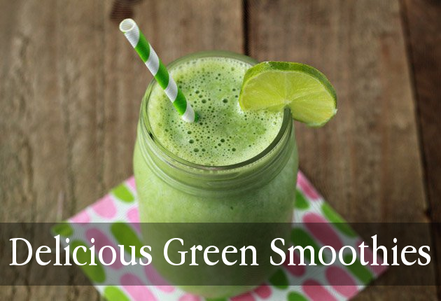 Delicious Green Smoothies