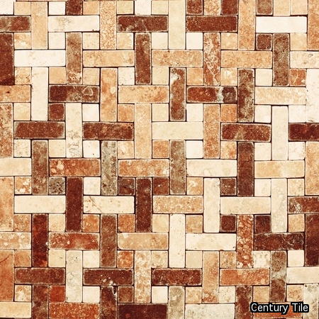 Classic Mosaic Floor Tile Patterns Century Tile