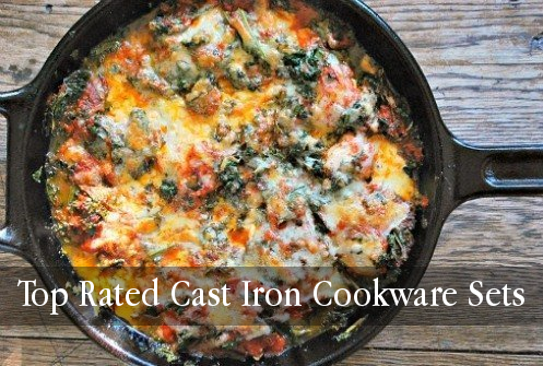 Top Rated Cast Iron Cookware Sets