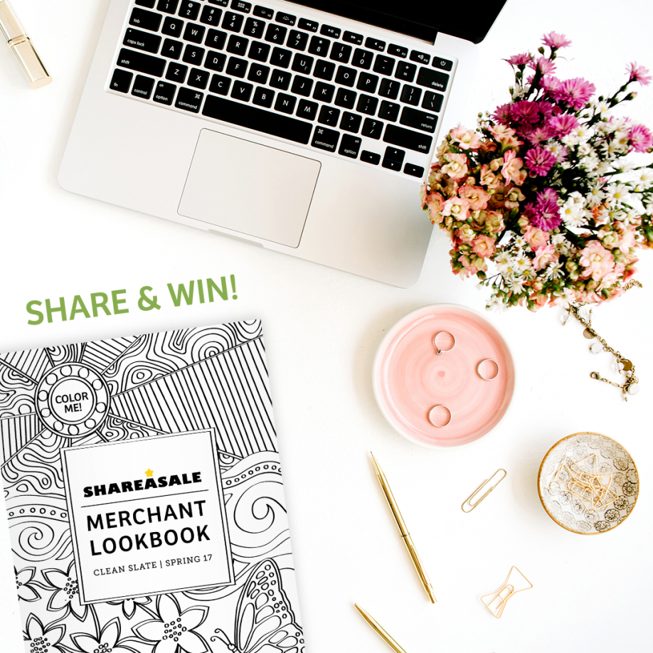Share Your Spring LookBook Art on Instagram and Win! - ShareASale Blog