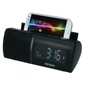 Universal Bluetooth Clock Radio with Charging | Wayfair Supply