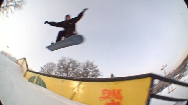 Video Of Midwest Snowboarders