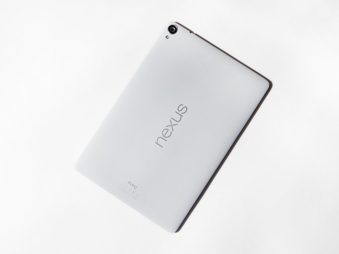 The Google Nexus 9 Tablet Review