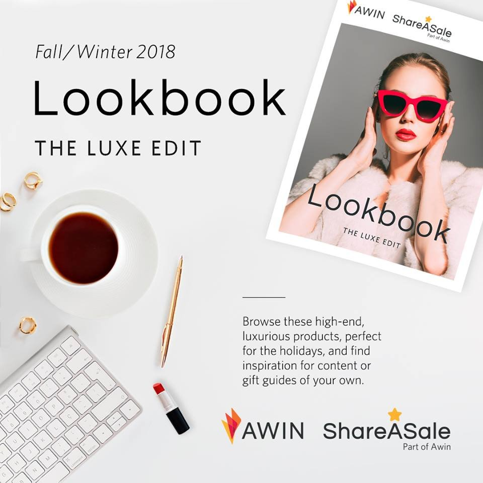 ShareASale + Awin Fall/Winter '18 Lookbook Released!
