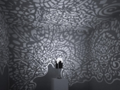 3D-printed 'Lacelamps' throw wild patterns on the walls - CNET
