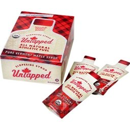 UnTapped Maple Syrup Athletic Fuel Packets: Box of 20 - Modern Bike