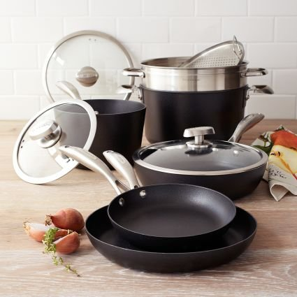 Cool Kitchen Stuff Best Rated Nonstick Induction Cookware