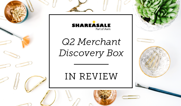 Q2 Merchant Discovery Box in Review