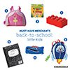 Must-have Merchants: Little Kids Back to School