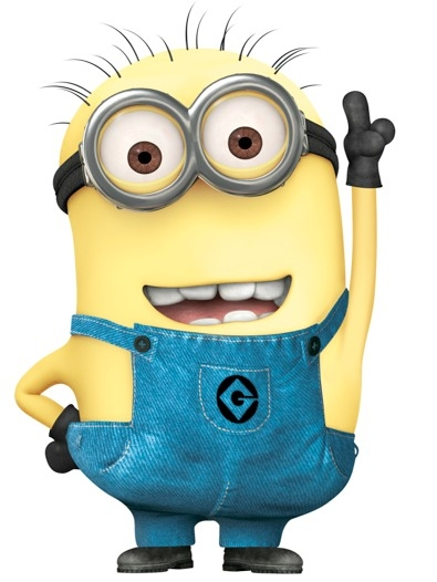 photo regarding Minions Logo Printable known as Very simple No-Sew Do-it-yourself Minion Costumes - Harvard Homemaker
