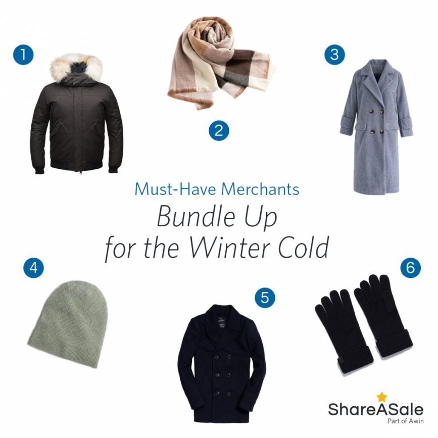 Must-Have Merchants: Bundle up for the winter cold