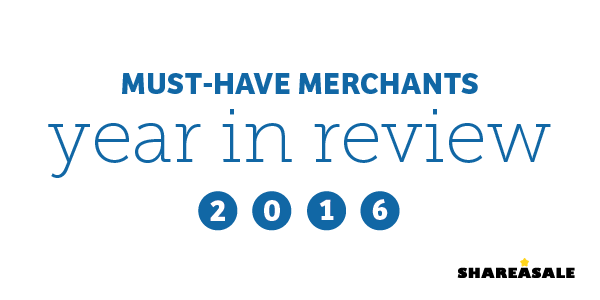 2016 Must-Have Merchant Roundup