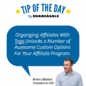 Tip of the Day by ShareASale | ShareASale Blog