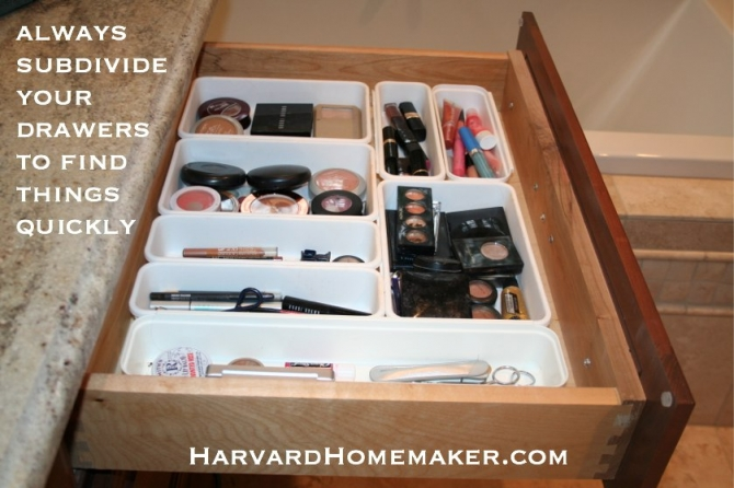 100 Ideas To Help Organize Your Home And Your Life
