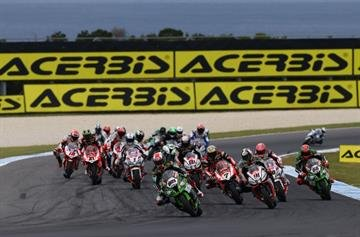 World Superbike 2015 Begins