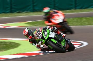 Rea Speeds His Way To Another Double