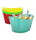 Plastic Beverage Tub in Storage Tubs and Buckets | Organize-It