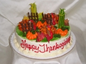 Thanksgiving Holiday Cake Catalog from Party Favors Brookline