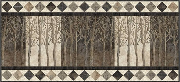 Prelude to Winter by Upper Canada Quiltworks