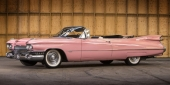 "Pink Cadillac from ""Pink Cadillac"" heads to auction 