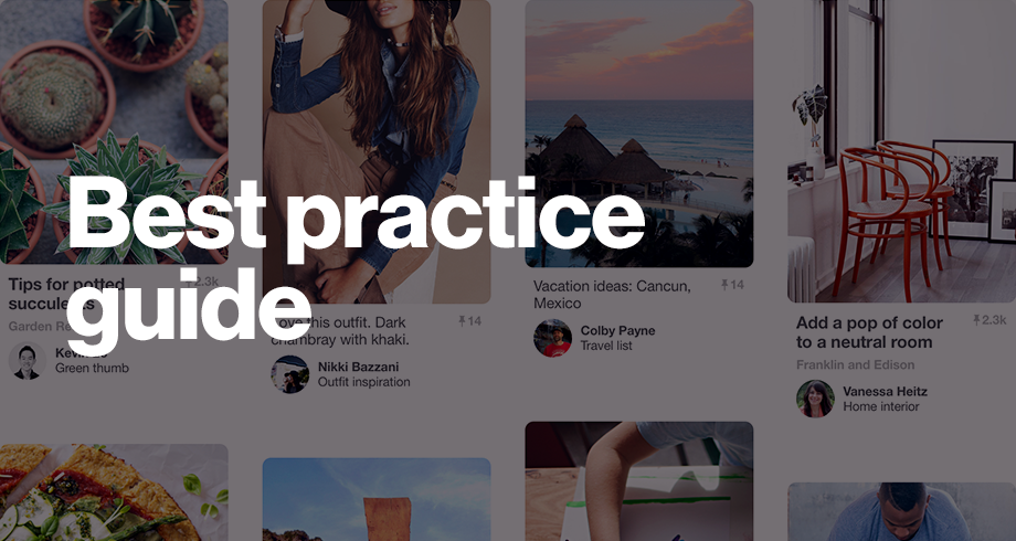 Pinterest Guides | Pinterest for Business