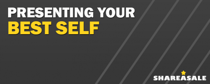 Presenting Your Best Self! Part 1 of 6: Program Bio - ShareASale Blog