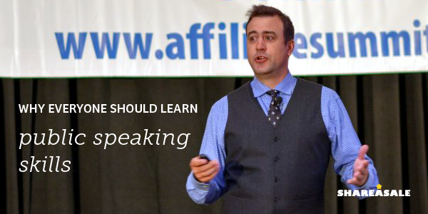 How to Improve Your Public Speaking Skills - ShareASale Blog