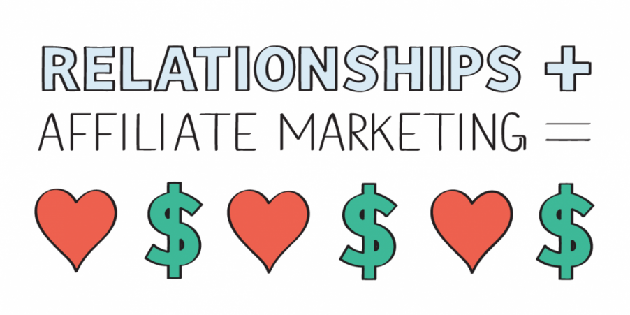 3 Lessons Learned - Relationships in Affiliate Marketing