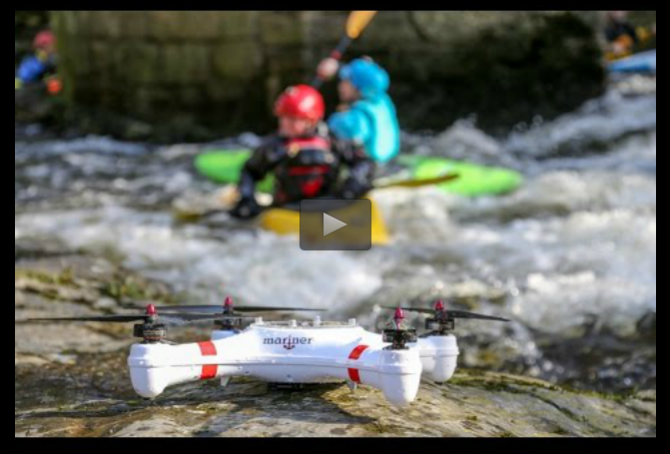 The Mariner Drone Stress Test Video