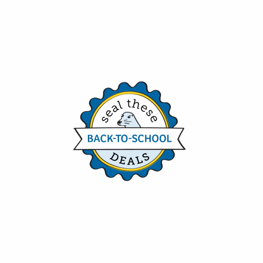 Seal These Deals: Back-to-School Part 3