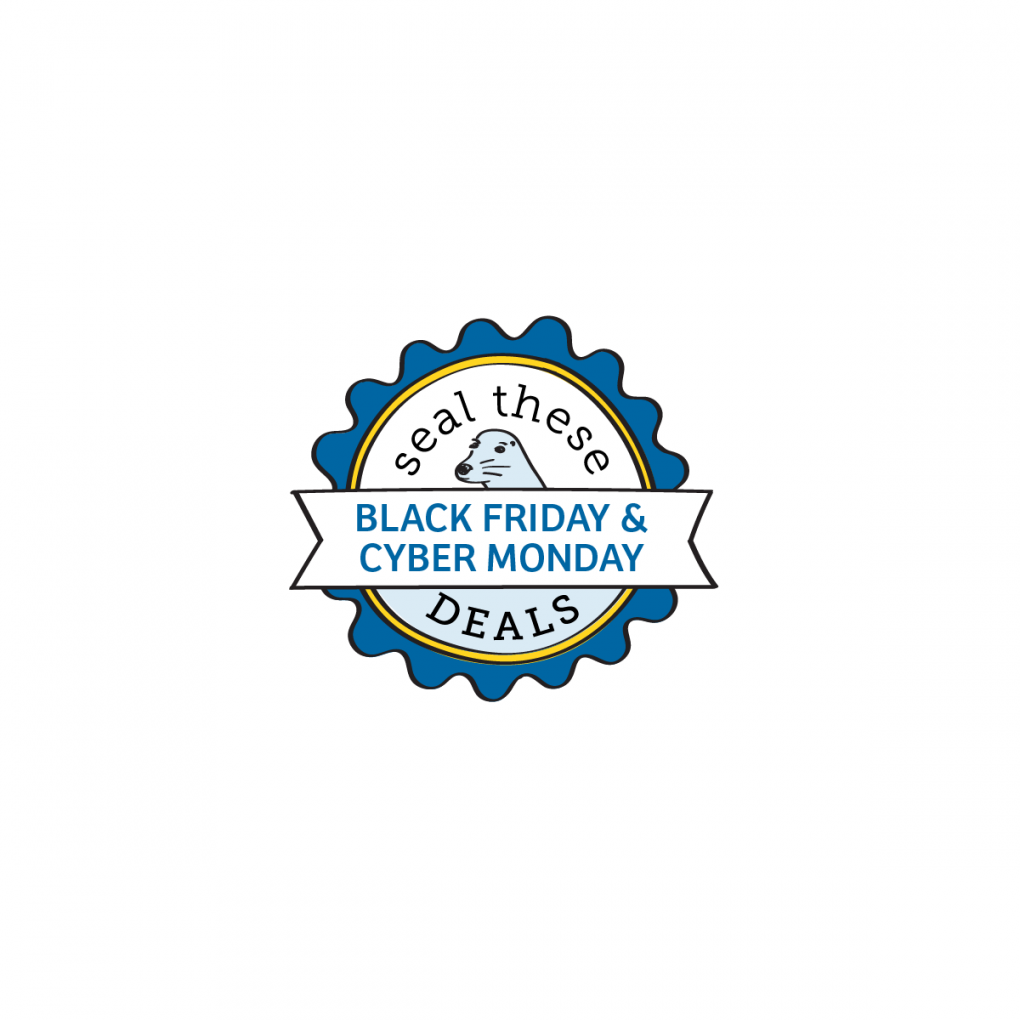 Seal These Deals: Black Friday & Cyber Monday