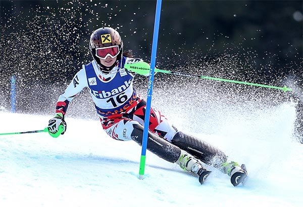 Fenninger Wonderful In slalom