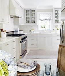 A Kitchen Design With Sophistication