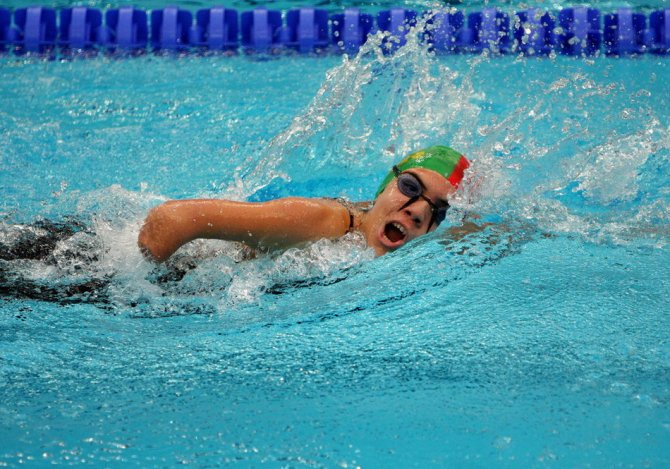 8 Great Swimming Workout  Tips