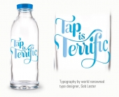 'Tap Is Terrific' Bottle | FaucetFace
