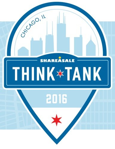 10 Random Thoughts about the Shareasale ThinkTank - What Does Joe Think