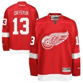 Reebok Pavel Datsyuk Detroit Red Wings Premier Hockey Jersey | Fanatics