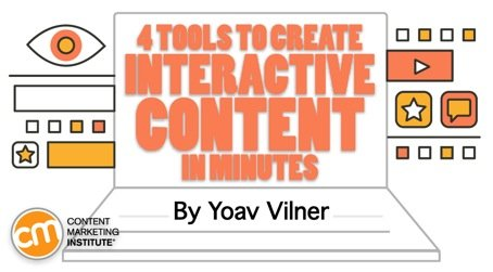 Comment on 4 Tools to Create Interactive Content in Minutes by Adrián